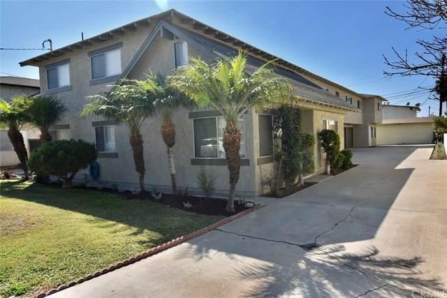 1118 Magnolia Avenue, Gardena, CA 90247 (#PV21203595) :: Blake Cory Home Selling Team
