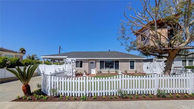 5713 Clearsite Street, Torrance, CA 90505 (#SB21198773) :: Frank Kenny Real Estate Team