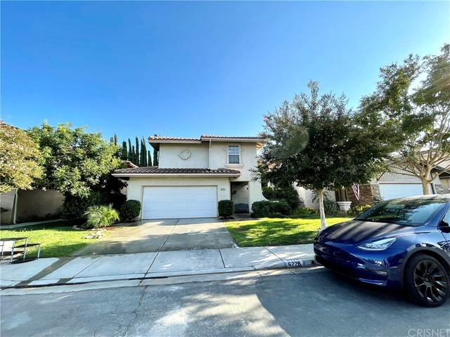 6228 Tangelo Place, Simi Valley, CA 93063 (#SR21204387) :: Blake Cory Home Selling Team