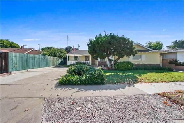 325 S California Street, Orange, CA 92866 (#PW21204370) :: Zutila, Inc.