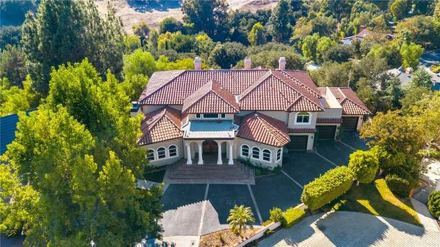 16174 Westridge Knolls, Chino Hills, CA 91709 (#PW21202851) :: The Marelly Group   Sentry Residential