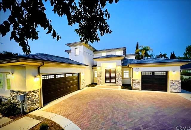 860 S San Gabriel Boulevard, Pasadena, CA 91107 (#AR21204419) :: Wendy Rich-Soto and Associates