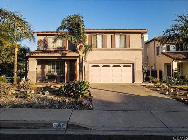 5477 Stagecoach Drive, Fontana, CA 92336 (#CV21204431) :: The Marelly Group | Sentry Residential