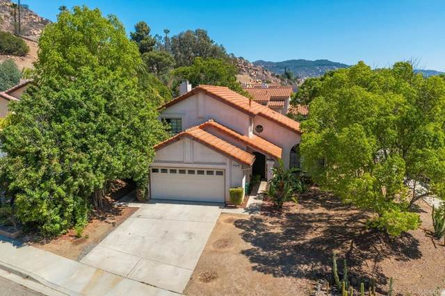 748 Red Alder Place, Escondido, CA 92027 (#PTP2106564) :: Steele Canyon Realty