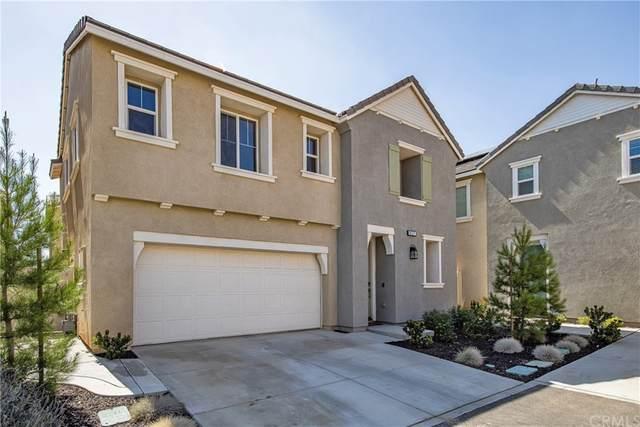 927 Bluebell Way, Beaumont, CA 92223 (#CV21204456) :: Cesi Pagano & Associates