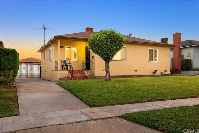 1000 E Ross Avenue, Alhambra, CA 91801 (#AR21204219) :: The Marelly Group | Sentry Residential
