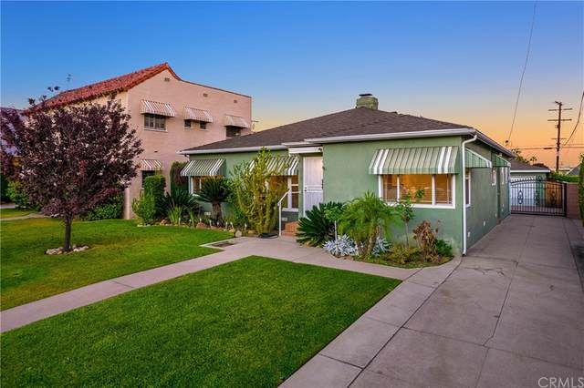 318 N Olive Avenue, Alhambra, CA 91801 (#AR21204161) :: The Marelly Group | Sentry Residential