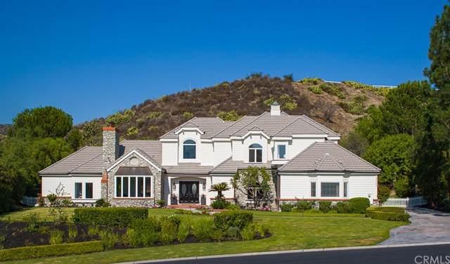 23761 Via Roble, Coto De Caza, CA 92679 (#OC21199312) :: Legacy 15 Real Estate Brokers