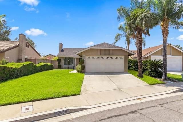 12669 Coral Tree Road, Rancho Cucamonga, CA 91739 (#TR21204197) :: Corcoran Global Living