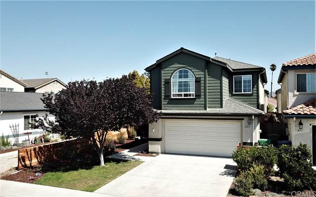 473 Bakeman Lane, Arroyo Grande, CA 93420 (#PI21197738) :: Swack Real Estate Group | Keller Williams Realty Central Coast