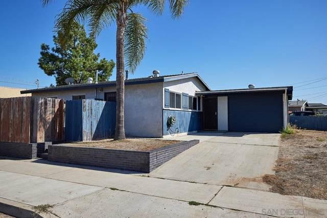 4823 Kesling Pl., San Diego, CA 92117 (#210026302) :: Steele Canyon Realty