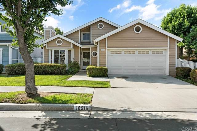 16516 Pear Blossom Court, Whittier, CA 90603 (#PW21198367) :: Steele Canyon Realty