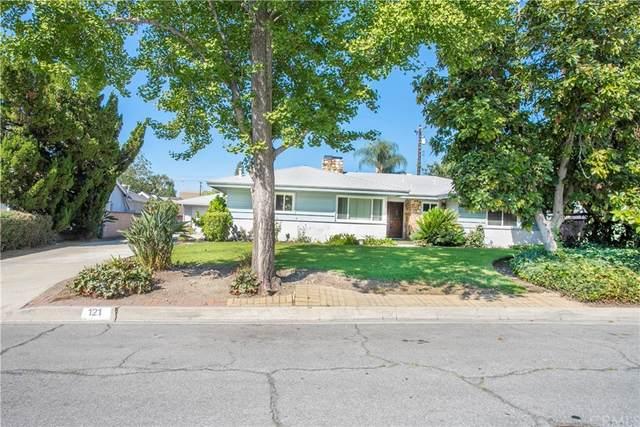 121 Pflueger Avenue, Glendora, CA 91741 (#CV21204240) :: Robyn Icenhower & Associates
