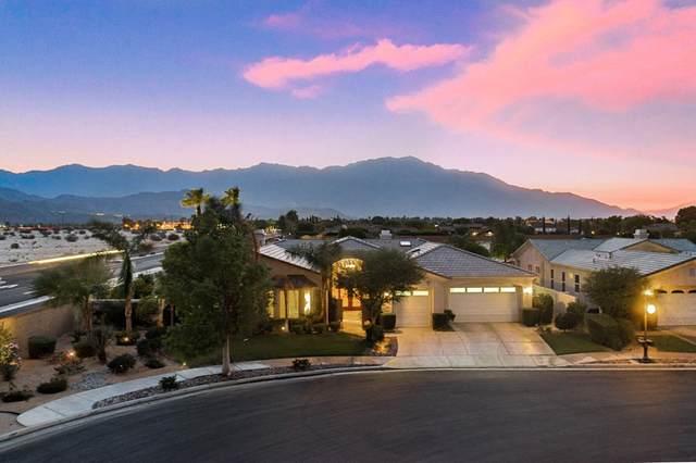 29 Calais Circle, Rancho Mirage, CA 92270 (#219067613DA) :: Necol Realty Group