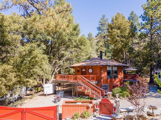 1916 Teton Way, Pine Mountain Club, CA 93222 (MLS #SR21204525) :: The Zia Group