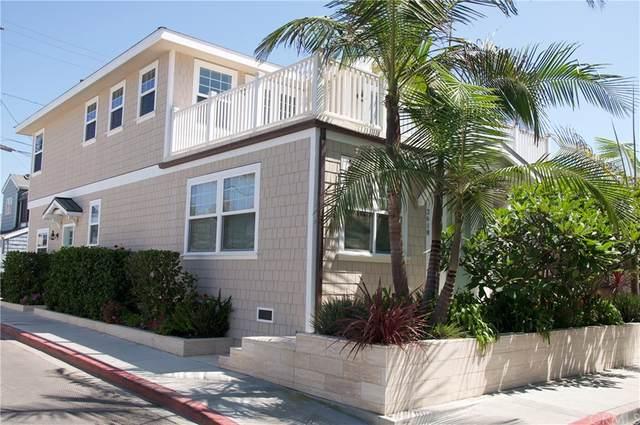 3618 Park Lane, Newport Beach, CA 92663 (#PW21204481) :: Doherty Real Estate Group