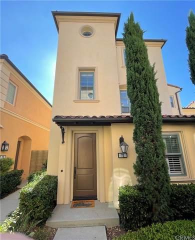 71 Painted Trellis, Irvine, CA 92620 (#CV21204487) :: RE/MAX Empire Properties