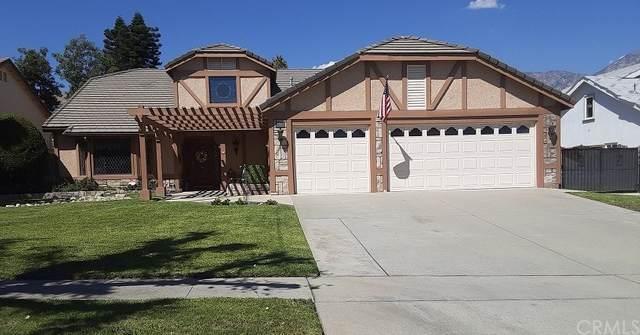 901 Driftwood, Upland, CA 91784 (#CV21201252) :: Corcoran Global Living