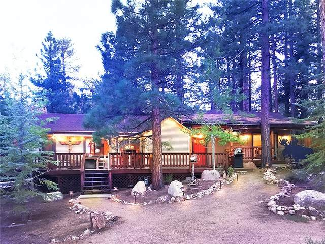 808 Rueda Lane, Big Bear, CA 92315 (#EV21204537) :: Steele Canyon Realty