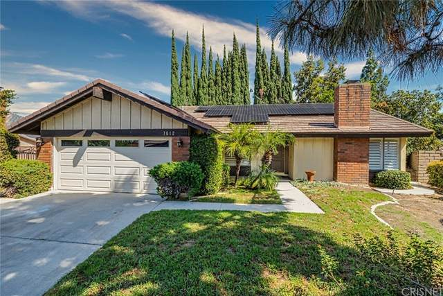7612 Vicky Avenue, West Hills, CA 91304 (#SR21195985) :: Steele Canyon Realty