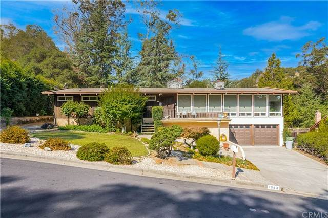 1983 Mohawk Drive, Pleasant Hill, CA 94523 (#OC21202877) :: Swack Real Estate Group | Keller Williams Realty Central Coast