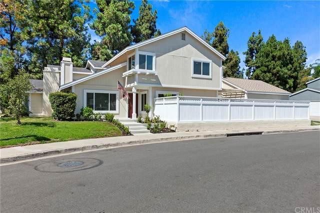 6 Pebblepath, Irvine, CA 92614 (#PW21130162) :: Zutila, Inc.