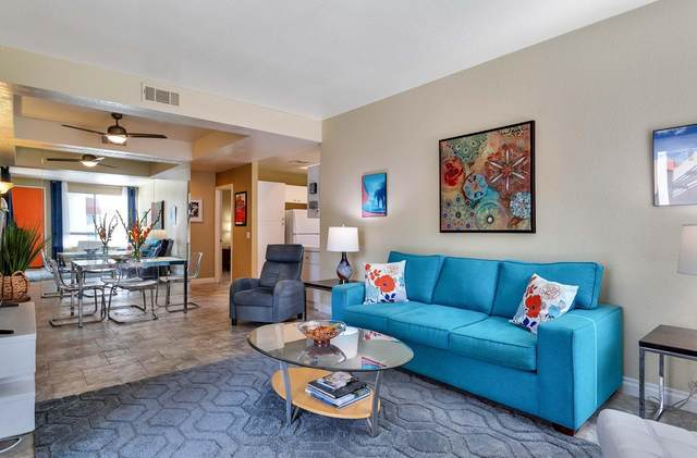 401 S El Cielo Road #105, Palm Springs, CA 92262 (#219067623PS) :: The Houston Team | Compass