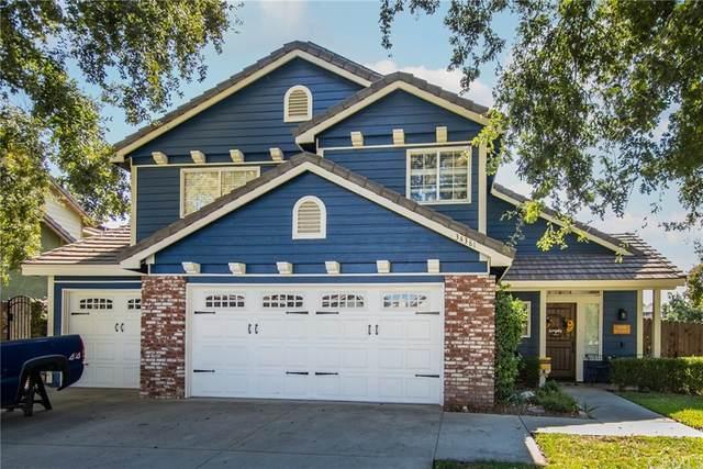 34381 Bella Vista Drive, Yucaipa, CA 92399 (#EV21204571) :: RE/MAX Empire Properties
