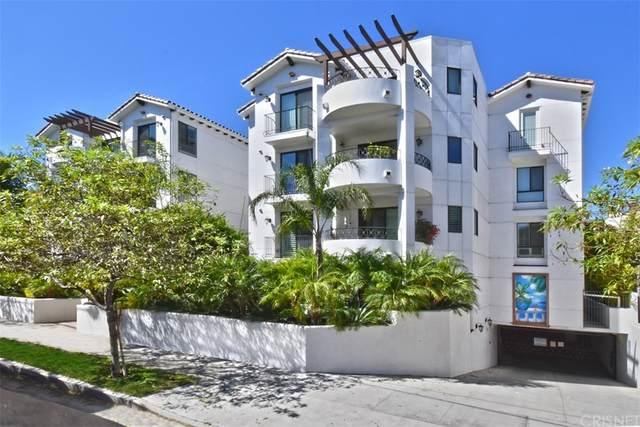5253 Vantage Avenue #104, Valley Village, CA 91607 (#SR21197740) :: Jett Real Estate Group