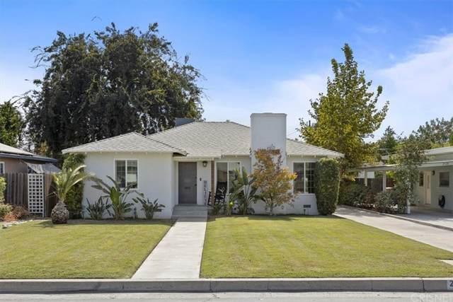 2532 Bay Street, Bakersfield, CA 93301 (MLS #SR21204573) :: The Zia Group