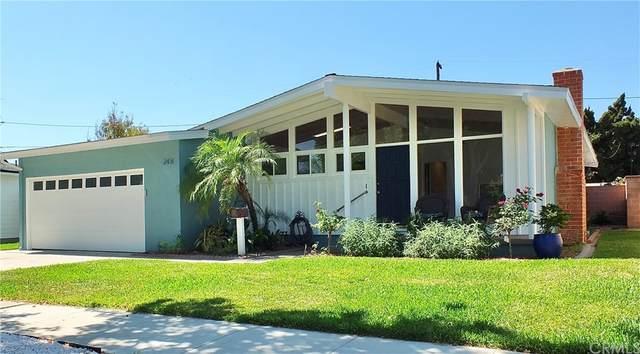 2431 Gondar Avenue, Long Beach, CA 90815 (MLS #RS21204273) :: The Zia Group