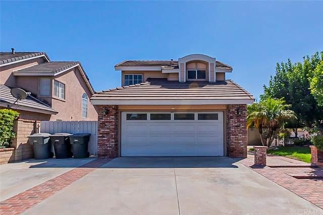 6701 Ranchwood Avenue, Chino Hills, CA 91709 (#IV21204606) :: Mainstreet Realtors®