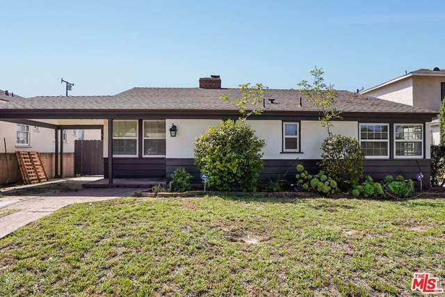 312 W Fairview Boulevard, Inglewood, CA 90302 (#21779978) :: Jett Real Estate Group