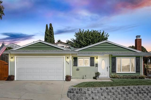 9958 Golden West Ln, Santee, CA 92071 (#210026327) :: Steele Canyon Realty