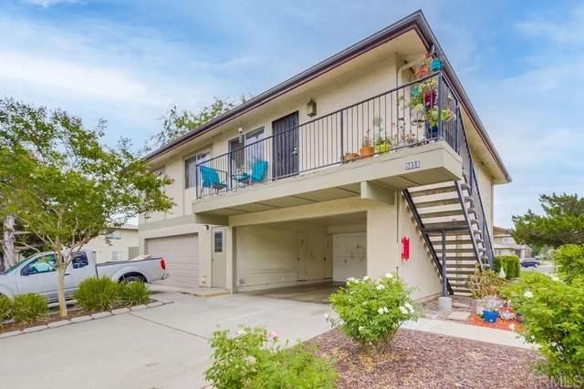 9858 Mission Vega Road #4, Santee, CA 92071 (#PTP2106573) :: The Houston Team | Compass
