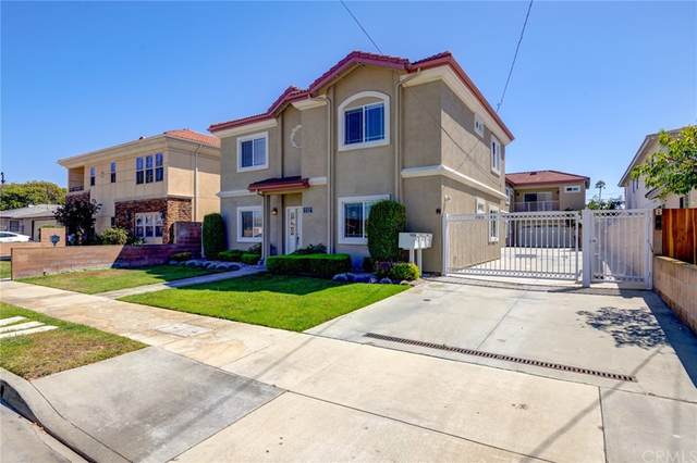 1920 W 162nd Street, Gardena, CA 90247 (#SB21201935) :: Corcoran Global Living