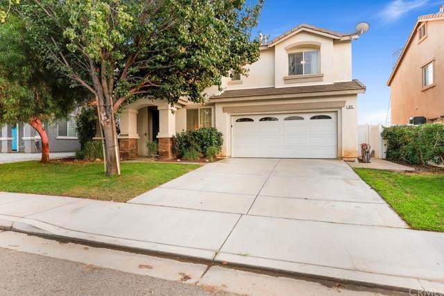 613 Cedar View Drive, Beaumont, CA 92223 (#EV21203869) :: Cesi Pagano & Associates