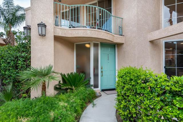 1555 N Chaparral Road #400, Palm Springs, CA 92262 (#219067629PS) :: The Houston Team | Compass