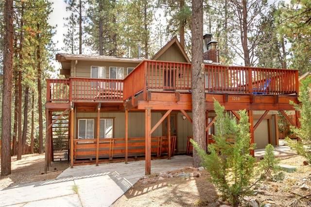 1208 Juniper Drive, Big Bear, CA 92314 (#PW21204694) :: Corcoran Global Living