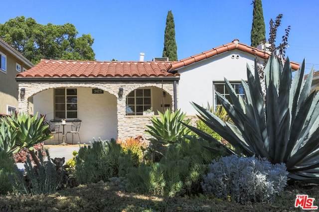 3423 Gardenside Lane, Los Angeles (City), CA 90039 (#21784370) :: Steele Canyon Realty