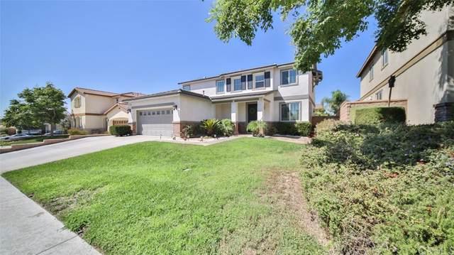 6856 San Rafael Court, Fontana, CA 92336 (#CV21204063) :: The Marelly Group | Sentry Residential