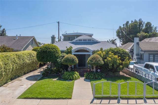2018 W 42nd Place, Los Angeles (City), CA 90062 (#SR21204677) :: The Houston Team | Compass