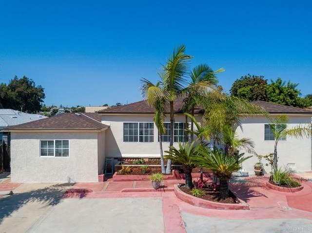 314 Orange Avenue, Chula Vista, CA 91911 (#PTP2106575) :: Steele Canyon Realty