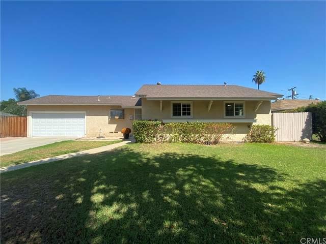 1027 Lorna Street, Corona, CA 92882 (#CV21204484) :: The Marelly Group | Sentry Residential
