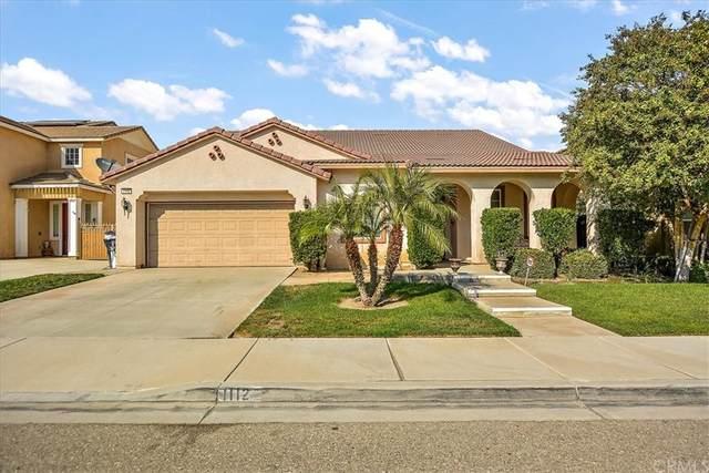1112 Amberwood Court, San Bernardino, CA 92407 (#IV21202886) :: The Marelly Group | Sentry Residential