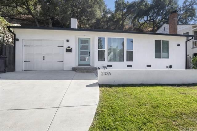 2326 E Glenoaks Boulevard, Glendale, CA 91206 (#SR21204758) :: Swack Real Estate Group | Keller Williams Realty Central Coast