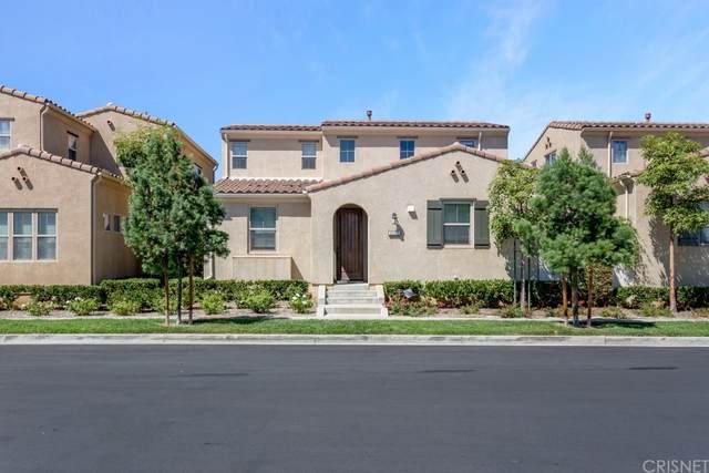 20387 Pienza Lane, Porter Ranch, CA 91326 (#SR21203983) :: Corcoran Global Living