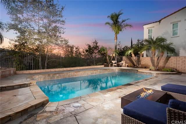 4346 Palazzo Lane, Corona, CA 92883 (#OC21203160) :: The Marelly Group | Sentry Residential