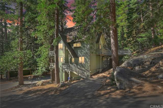 390 Clubhouse Drive, Lake Arrowhead, CA 92352 (#OC21204812) :: Swack Real Estate Group | Keller Williams Realty Central Coast