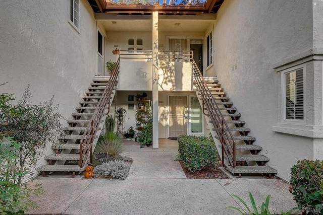 4821 Bella Pacific Row #211, San Diego, CA 92109 (#210026347) :: Cane Real Estate